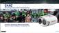 Système de mesure de température sans contact Caméra thermique & BlackBody 16 mesures de température du corps humain en 1 seconde Mesure précise (≤0,3 ° C), détection à 3-5 m, Haute résolution thermique 400 (H) × 300 (V) Technologie de synthèse à double s