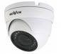 Caméra multistandard AHD anti-vandalisme avec objectif à zoom motorisé