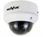 Résolution : 5 MPX Objectif : focale fixe, f=2.8 mm/F1.85 Prise en charge de la carte MicroSD Fonction D/N - Filtre de coupure IR Analyse de contenu vidéo WDR avec double capteur de balayage Min. Éclairage : 0,03 lux (0 lux, IR activé) LED IR, portée jusq