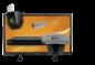 IER-28R040005A ID d'article: 220198 Enregistreur vidéo réseau, 4x IP, H.265, 32Mbps, HDMI/VGA 4x PoE, sans HDD Enregistreur vidéo réseau 4 canaux Installation facile avec des caméras IP eneo Méthode de compression : H.265 Caméras IP à résolution de jusqu'